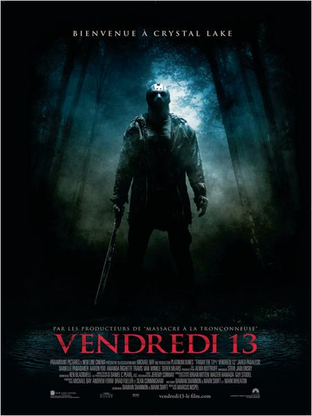 Vendredi 13 Streaming Film