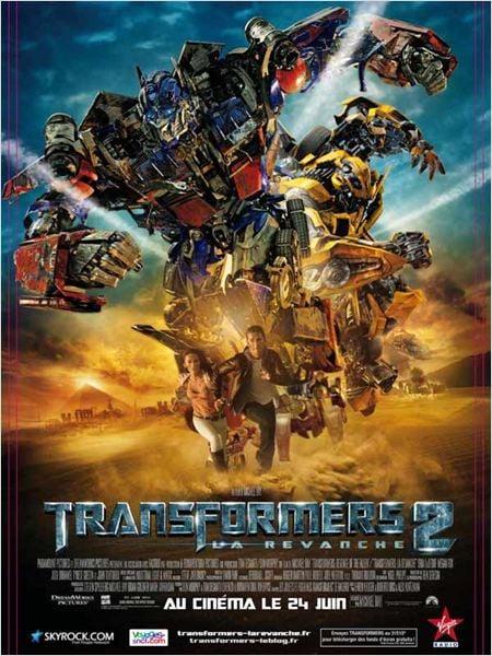 Transformers 2: la Revanche streaming vf