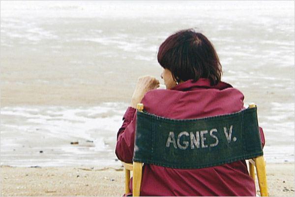 Les Plages d'Agnès : photo Agnès Varda