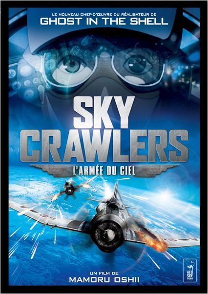 The Sky Crawlers [Multilangues] [BluRay 1080p]