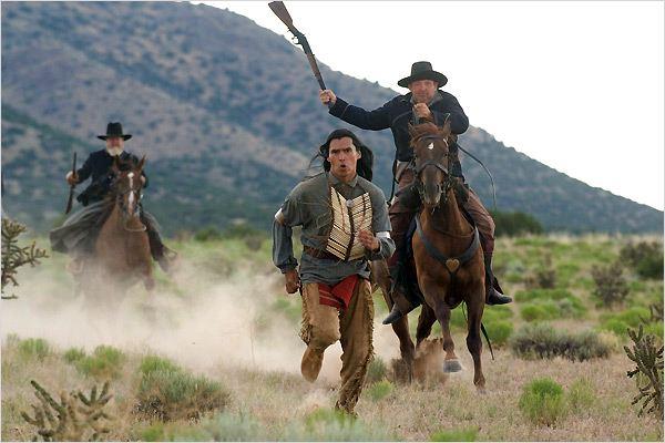 Les Créatures de l'Ouest : photo J.T. Petty