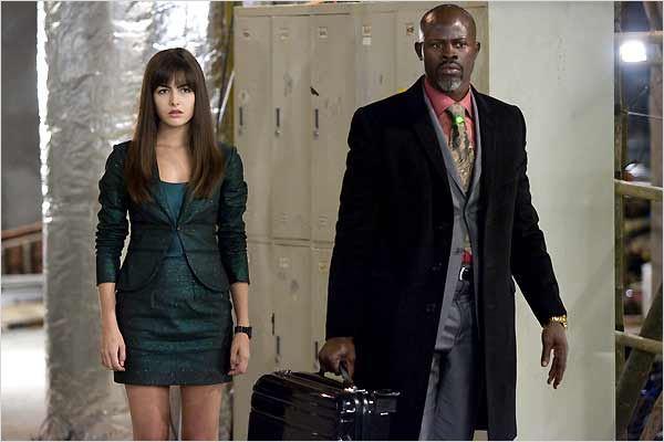 Push : photo Camilla Belle, Djimon Hounsou, Paul McGuigan