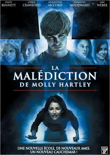 La Malédiction de Molly Hartley : affiche Mickey Liddell