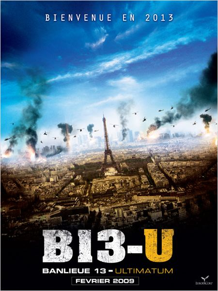 Download Movie Banlieue 13 - Ultimatum Streaming (2009)