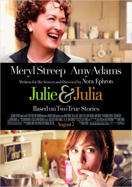 Watch Movie Julie et Julia Streaming (2009)