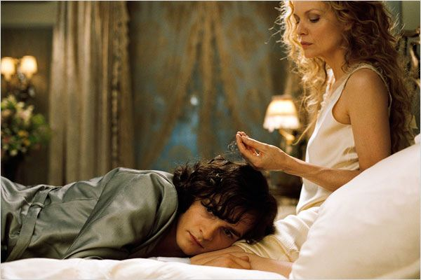 Chéri : photo Michelle Pfeiffer, Rupert Friend, Stephen Frears