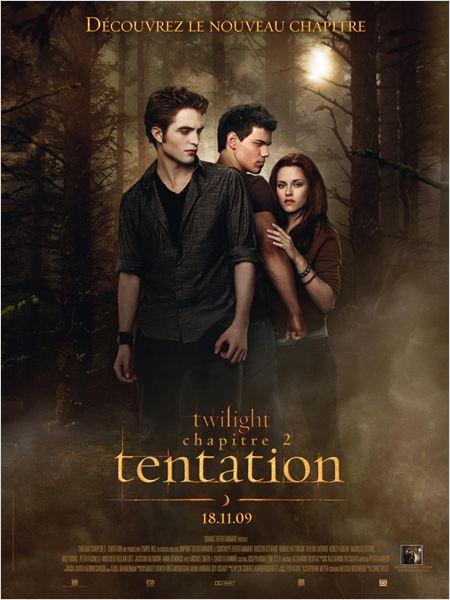 Twilight   Chapitre 2 : tentation streaming vf
