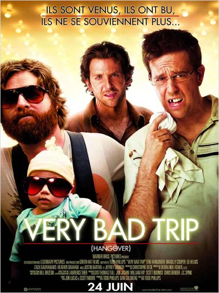 Voir le film Very Bad Trip
