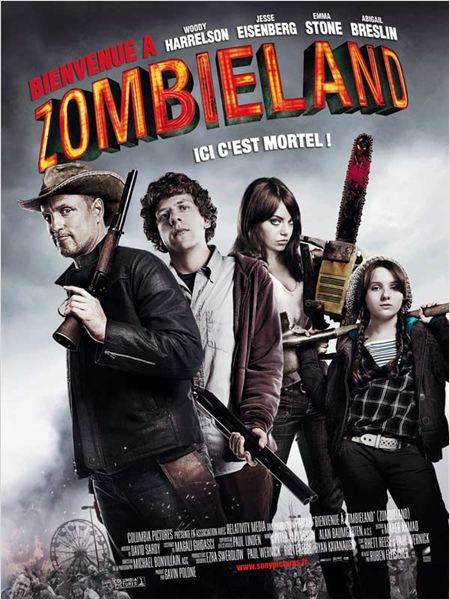 Bienvenue à Zombieland Streaming Film