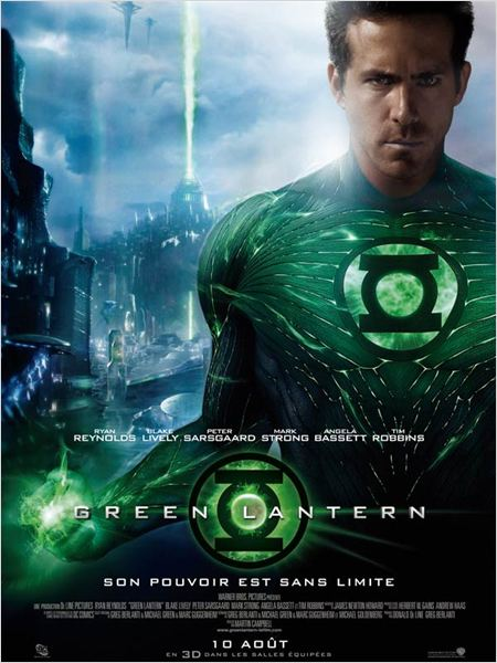 Regarder le Film Green Lantern