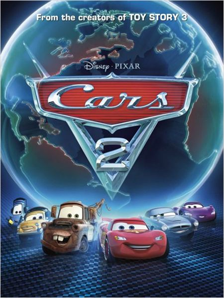 Cars 2 | Multi | BRRIP