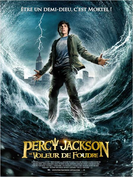 Percy Jackson le voleur de foudre Streaming Film