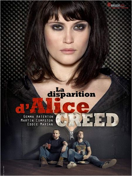La Disparition d'Alice Creed [2010][DVDRIP]