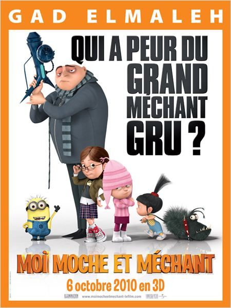 Moi, moche et méchant Streaming Film