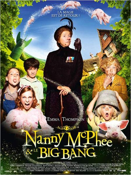 Nanny McPhee et le Big Bang Streaming Film