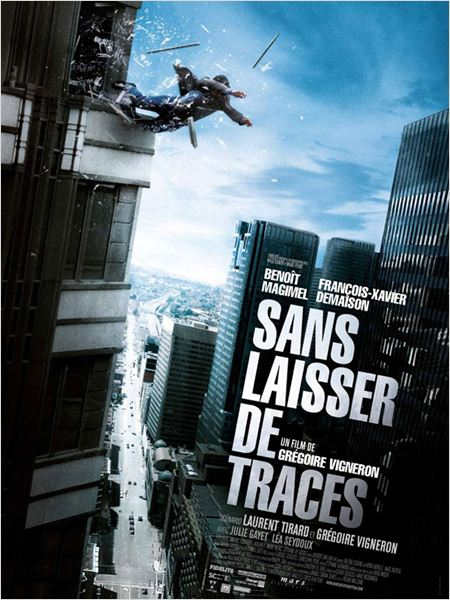 Sans laisser de traces  [FRENCH-BDRIP]