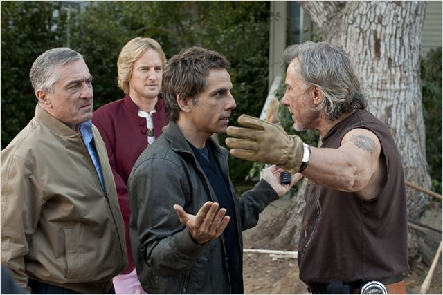 Mon beau-père et nous : photo Ben Stiller, Harvey Keitel, Owen Wilson, Paul Weitz, Robert De Niro