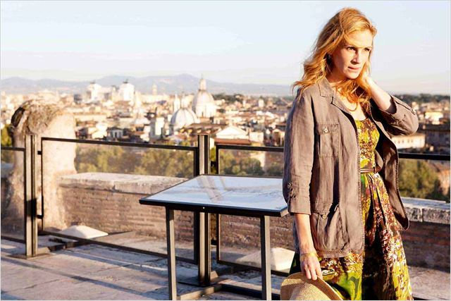 Mange, prie, aime : photo Julia Roberts, Ryan Murphy