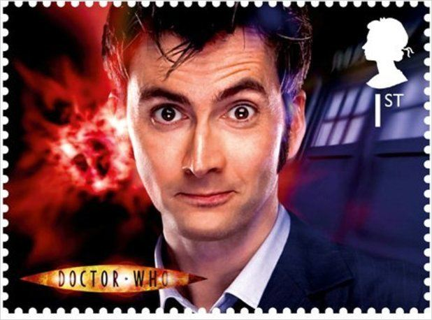 Des timbres Doctor Who 20407656