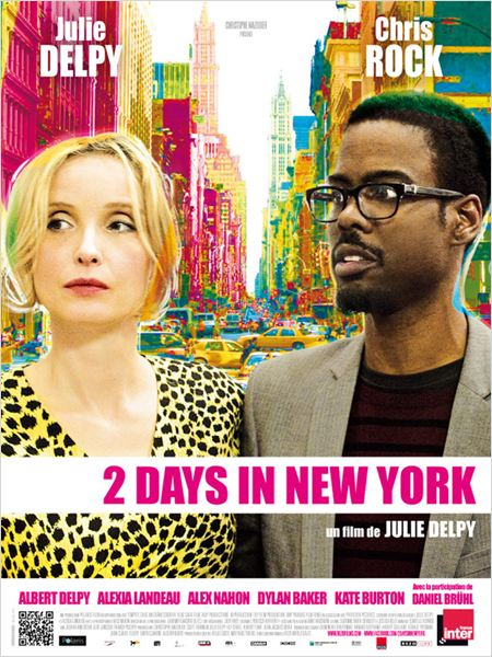 2 Days In New York film dvdrip gratuit