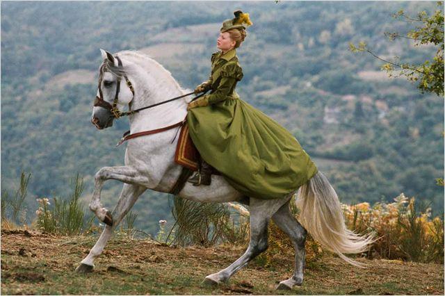 La Princesse de Montpensier : photo Bertrand Tavernier, Mélanie Thierry