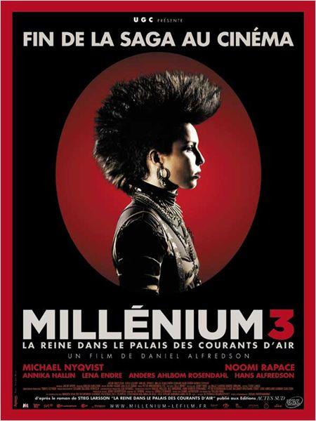 Millénium 3   La Reine dans le palais des courants dair streaming vf