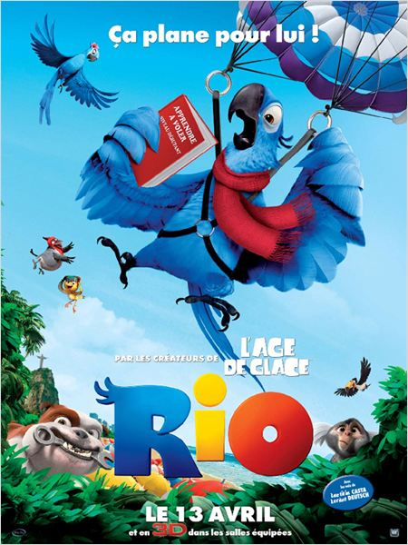 [MULTi] Rio [BRRiP] [TRUEFRENCH]