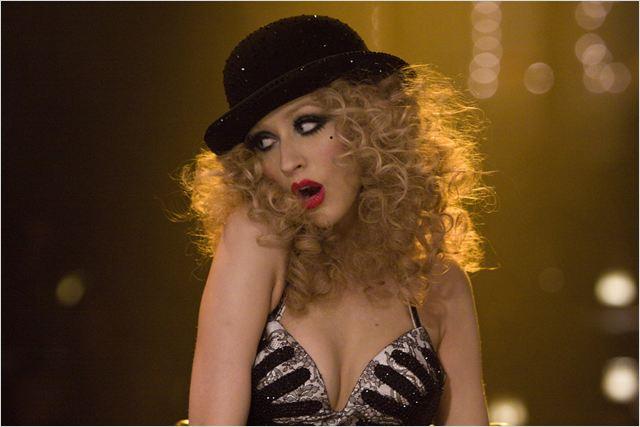 Burlesque : photo Christina Aguilera, Steven Antin