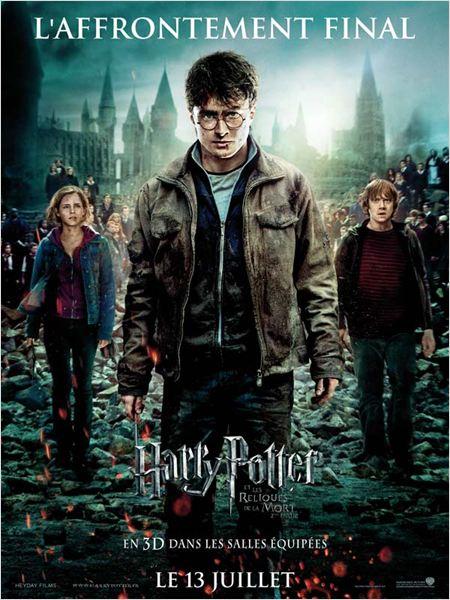 Harry Potter et les reliques de la mort - partie 2 : affiche