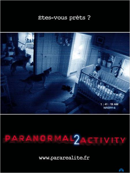Regarder le Film Paranormal Activity 2