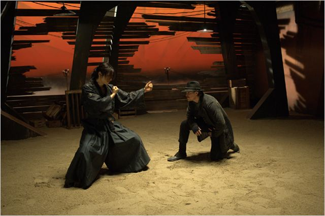 Bunraku : photo Josh Hartnett