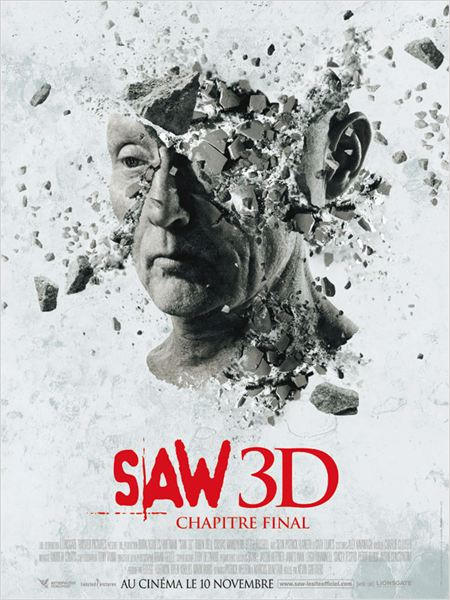 Saw 3D en Streaming