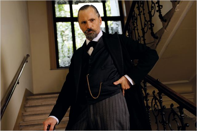 A Dangerous Method : photo David Cronenberg, Viggo Mortensen