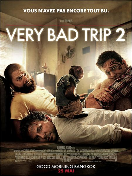 Voir le film Very Bad Trip 2