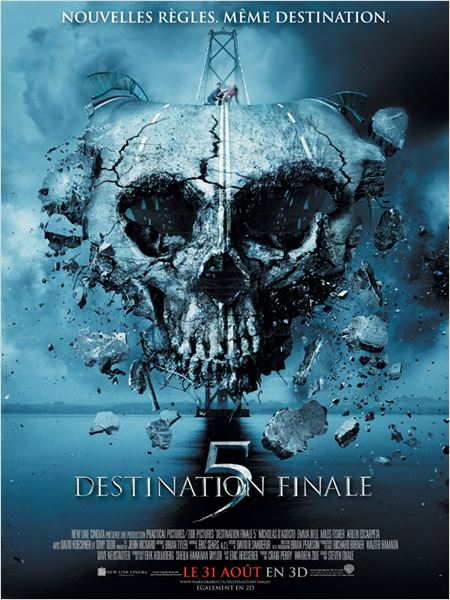 [MULTI] Destination Finale 5 |TRUEFRENCH| [BDRip]