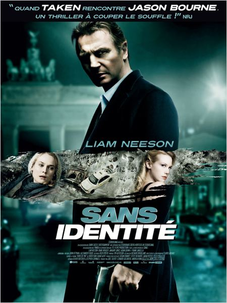 Sans identité Streaming Film