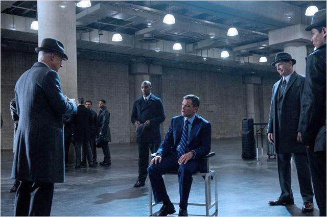 L'Agence : photo George Nolfi, Matt Damon