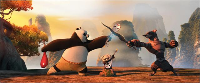 Kung Fu Panda 2 : photo Jennifer Yuh