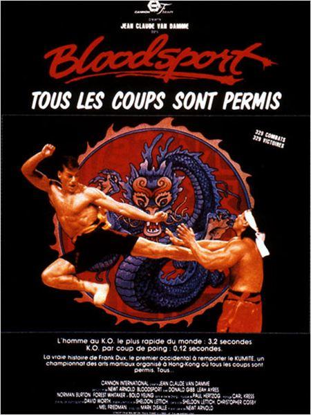 Bloodsport - Tous les coups sont permis  [FRENCH] [DVDRiP] [RG]