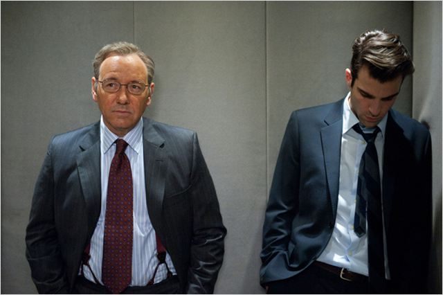 Margin Call : photo Kevin Spacey, Zachary Quinto