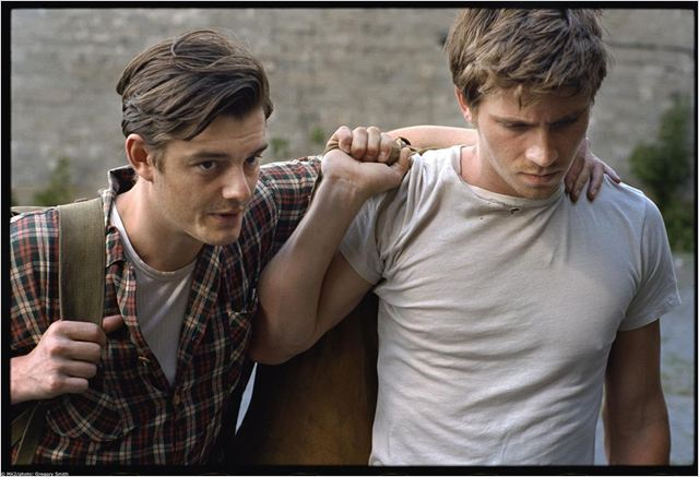 Sur la route : photo Garrett Hedlund, Sam Riley