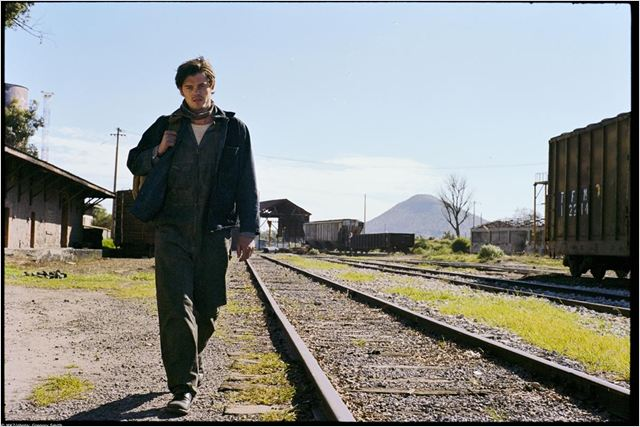 Sur la route : photo Sam Riley