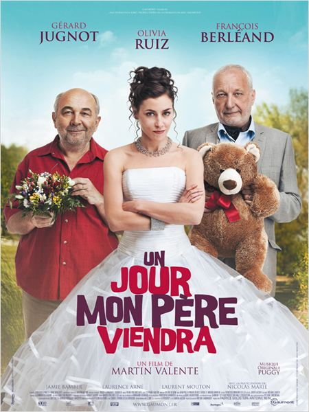 [MULTI] Un jour mon père viendra (2012)(1CD) [FRENCH] [BDRiP]