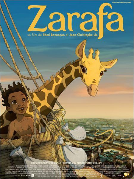 Regarde Zarafa