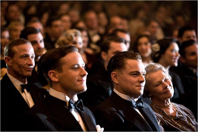 J. Edgar : photo Armie Hammer, Clint Eastwood, Judi Dench, Leonardo DiCaprio