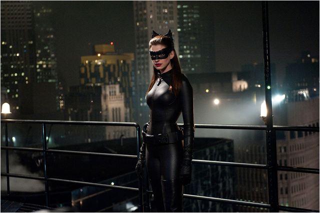 The Dark Knight Rises : photo Anne Hathaway