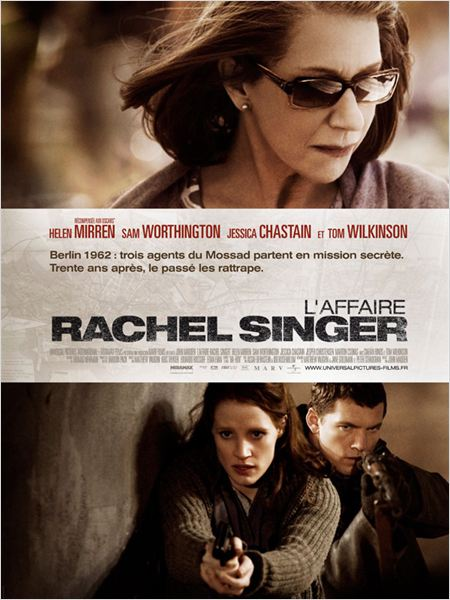 L'affaire rachel singer