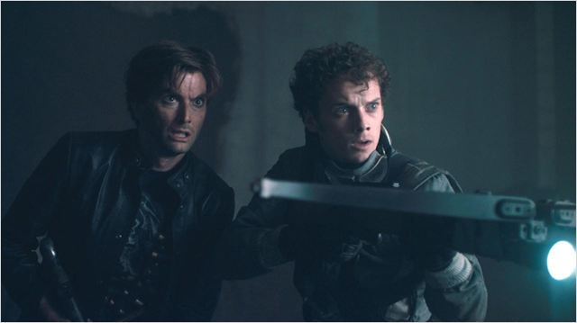 Fright Night : photo Anton Yelchin, Craig Gillespie, David Tennant