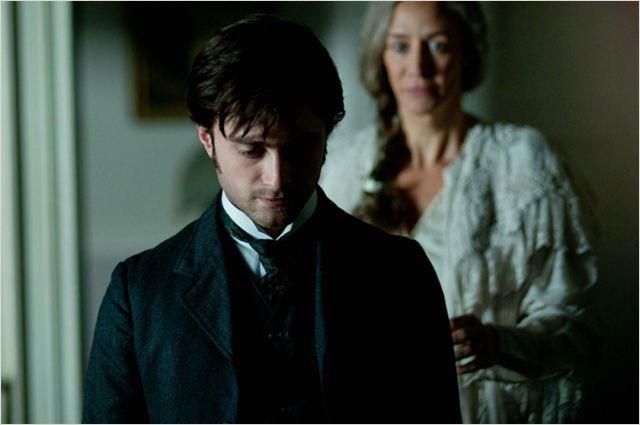 La Dame en noir : photo Daniel Radcliffe, Janet McTeer