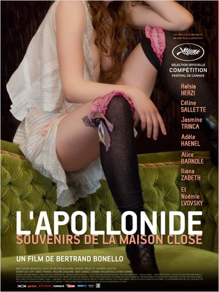 L'Apollonide [FRENCH] [AC3] [DVDRIP] [MULTI]